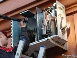 Ремонт кондиционеров, Обслуживание кондиционера, вентиляции