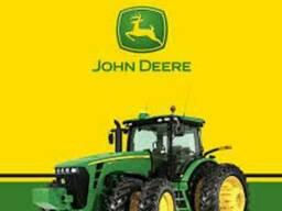 Ремонт коробки автомат на трактора John Deere (гидромодуль)
