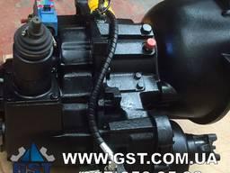 Ремонт коробки передач КПП JCB