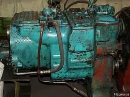 Ремонт коробки передач КПП Т-150