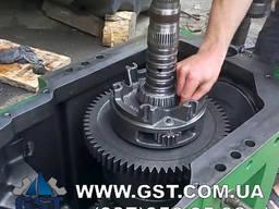 Ремонт коробки переключения передач трактора John Deere