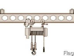 Ремонт кран-балкок, тельферов, мостових і козлових кранів