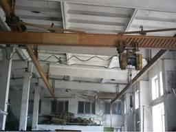 Ремонт кран-балок, тельферів, вантажопідіймального обладнання
