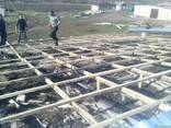 Ремонт крыш на ангарах, зернохранилищах - фото 2