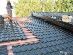 Ремонт крыши, кровельные работы любой сложности