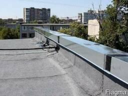 Ремонт крыши квартир, гаражей (мягкой кровли) г. Харьков
