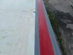 Ремонт крыши в полуприцепах рефрижераторах