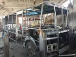 Капитальный ремонт кузова автобуса ПАЗ 4234 - фото 5