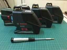 Ремонт лазерных нивелиров Bosch GLL 3-80 P GLL 2-80 P PCL 20