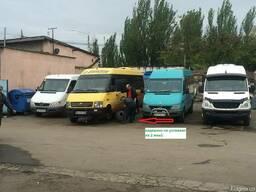 Ремонт микроавтобусов Mercedes и Volkswagen в Одессе
