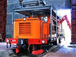 Ремонт, модернизация локомотивов и специального самоходного