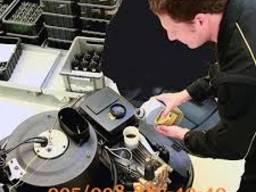 Ремонт аппаратов высокого давления