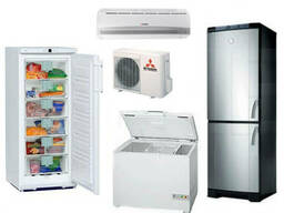 Ремонт, монтаж и сервис холодильников, кондиционеров, холоди