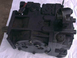 Ремонт насоса 90R130 комбайна Claas Lexion