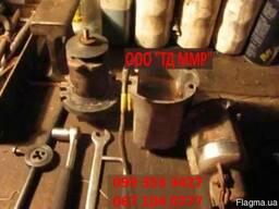 Ремонт насосов, футеровка насоса износостойким материалом - фото 2