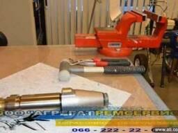 Ремонт окрасочного оборудования высокого давления