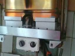 Ремонт подключение установка газовых колонок.