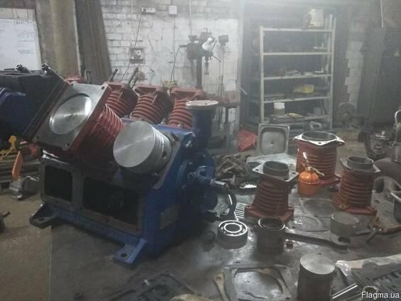 Ремонт поршневых компрессоров ПКС-5.25