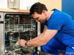 Ремонт посудомоечных машин в Донецке, Макеевке и пригороде.