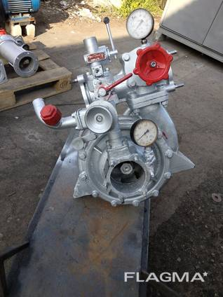 Ремонт пожарных насосов: ПН-40; НЦП 40/100; МНПВ 90/300;