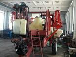 Переоборудование (ремонт) прицепного опрыскивателя ОП-2000 - фото 8
