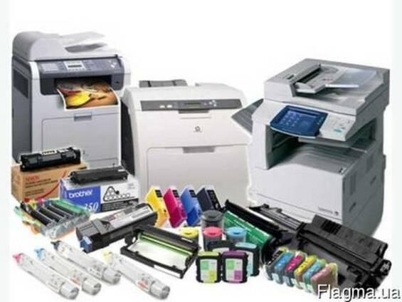 Ремонт принтеров, копиров. Прошивка