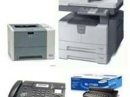 Ремонт принтеров, копировальных аппаратов, МФУ Подол
