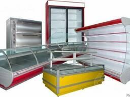 Ремонт промышленных холодильников, витрин, ларей.