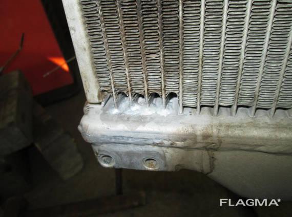 Ремонт радиаторов тягачей, автобусов и спецтехники