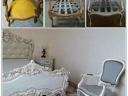 Ремонт реставрація меблів, реставрація столів крісел сервант