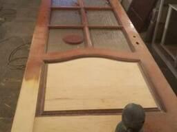Ремонт, реставрация межкомнатных дверей в Запорожье
