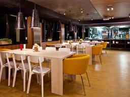 Покраска стен Ресторана Кафе Гостиниц Торговых помещений