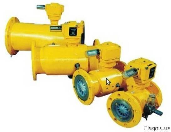 Ремонт счетчиков газа ЛГ-К-Ех, FLUXI.