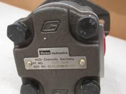Ремонт шестеренного насоса Parker Hydraulic