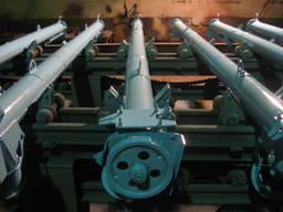 Ремонт шнеков зернодробилки ДБ-5 (ДЗ-3-02)