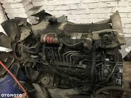 Ремонт двигуна jcb