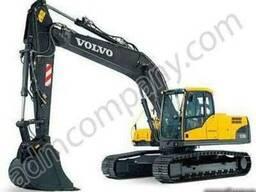 Ремонт спецтехники Volvo
