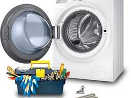 Ремонт стиральных машин на дому. Гарантия. Срочный выезд