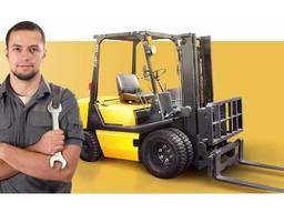 Ремонт та сервіс автонавантажувачів (погрузчиків)