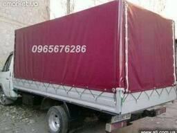 Ремонт тентов на грузовые автомобили