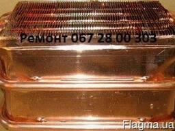 Ремонт теплообменника газового котла пайка теплообменника