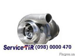 Ремонт турбин Scania 144