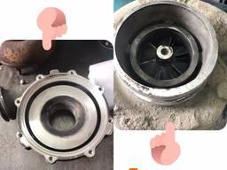 Ремонт турбіни DAF Euro3