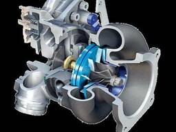 Ремонт турбокомпрессора Volkswagen LT 2.5 TDI