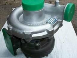 Ремонт турбокомпрессоров ТКР на трактора, комбайны