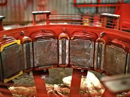 Ремонт тяговых электродвигателей ЭД-118; ТЕ-006; ЭД-121