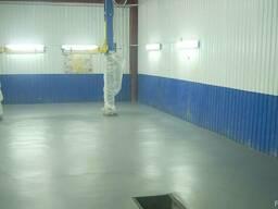 Ремонт упрочнение и обеспыливания бетонных полов