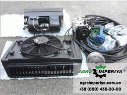 Ремонт/Установка кондиционера на тракторы и комбайны