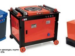 Ремонт верстатів для рубки або гнуття арматури, ремонт станков рубки и гибки