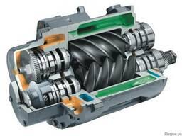 Ремонт винтовых компрессорных блоков любой сложности